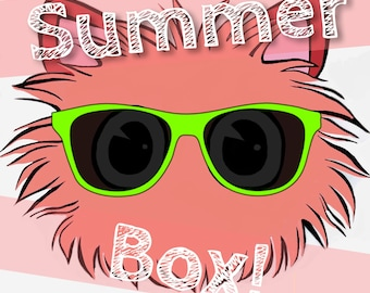 Seasonal Summer box (pre order now) ships July 10