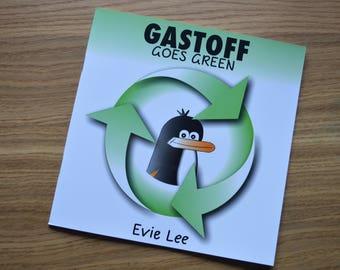 Gastoff Goes Green Children's Book