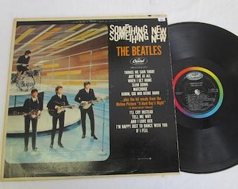 The Beatles / Something New / Vinyl LP / Capitol / T2108