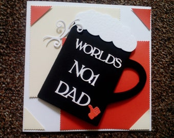Father's Day Handmade Card
