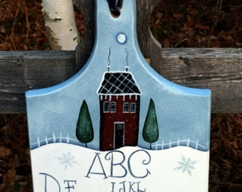 primitive home decor,  best selling items wood, snowman decoration, alphabet sampler, hand painted sign, snowman sign, winter decoration