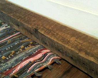 Reclaimed Barnwood Mantle Vintage Barn Wood Beam Reclaimed Wood Mantle