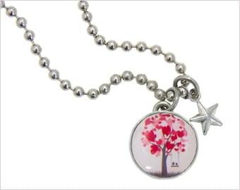 Valentine jewelry, girls necklace, girls bracelet, children's jewelry, kids jewelry,kids accessories, interchangeable jewelry, photo jewelry