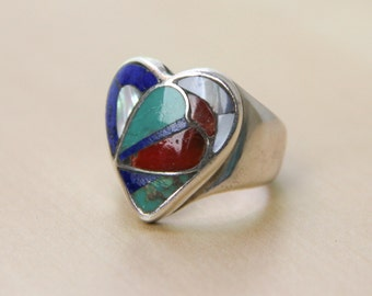 Himalayan Heart Love Ring