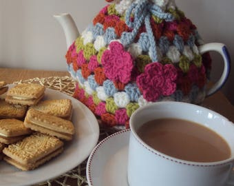 Traditional Tea Cosy Pattern