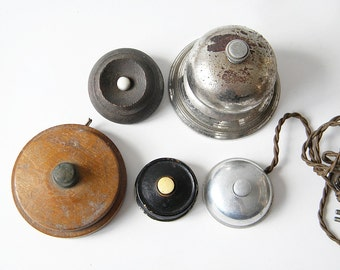 vintage doorbell collection''''
