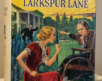 Nancy Drew - The Password to Larkspur Lane by Carolyn Keene in Dust Jacket  (D)