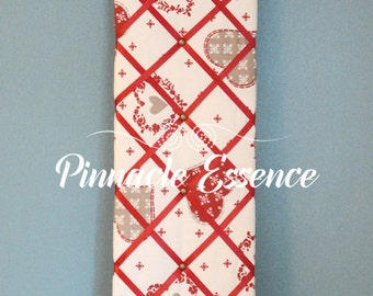 Custom Made Christmas Card French Memory Boards, Fabric Display Boards, Decorative Notice Boards, Bulletin Boards, Memo Boards