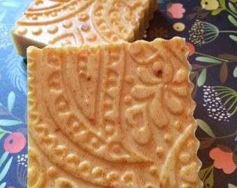 Frankincense & Cedarwood Soap •vegan•