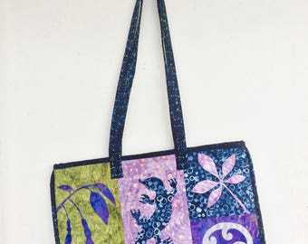 Aotearoa (New Zealand) Tote Bag Sewing Pattern