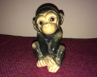 1960'S Vintage Goebel Monkey Figure - No. 542