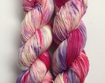 Rachel Hand Dyed Yarn 100g DYED TO ORDER