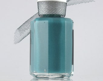 Sale! Kiss & Teal - Luxe Lacquer 5-Free Nail Lacquer / Polish