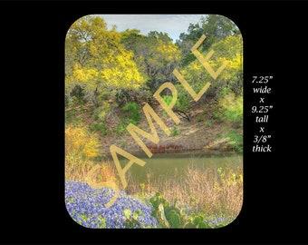 Mousepad_A Splash of Texas Spring