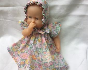 Doll clothes dress Liberty Elysian 30 cm