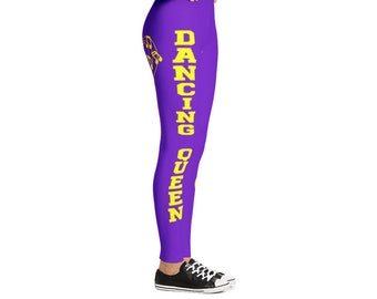 Dancing Leggings - Dancing Queen - cool leggings