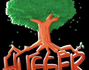 Tree Hugger Naturist Mother Nature Apparel