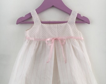 Summers Vintage Baby Dress