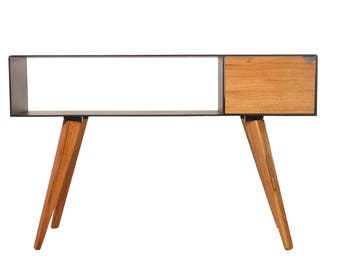 TV table Meta. Mid-century modern TV unit