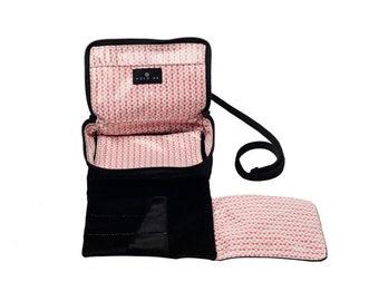 Hold Me Baby Bag - Cora Lee - Makeup Organizer Bag