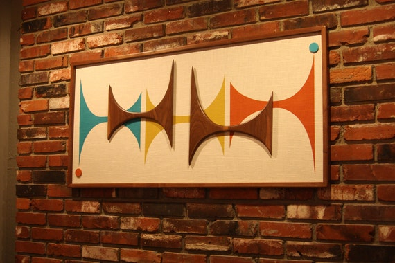 Amazing Atomic Wall Decor Pictures Inspiration - Wall Art Design ...