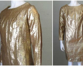 Space age 1960s dress. space age glam