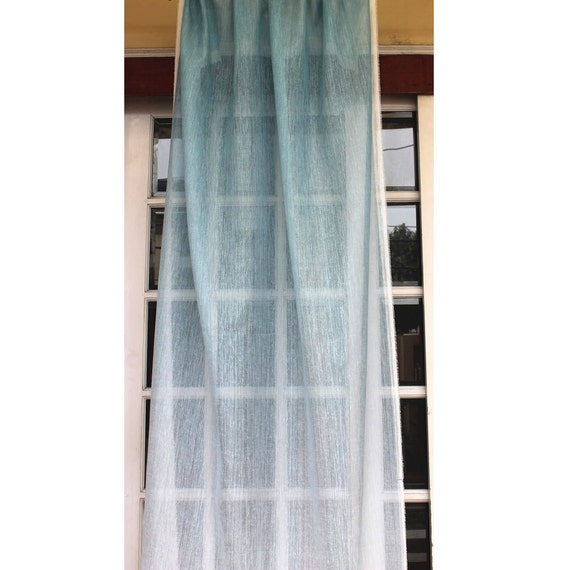 set curtains sheer sunshine of com amazon dp window rainbows x ombre and quot curtain panels