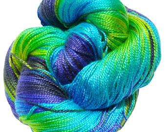 120605 - Dryad 100% Tencel Hand Painted Yarn 5/2