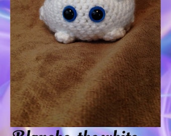 Blanche, the White Blood Cell/ Leukocyte