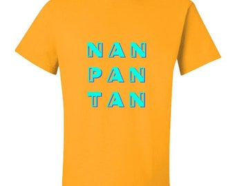 Nanpantan Mens T-Shirt - Leicester Towns Collection