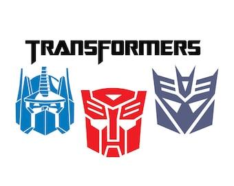 autobot dxf etsy rh etsy com transformers clip art free download transformers clip art free download