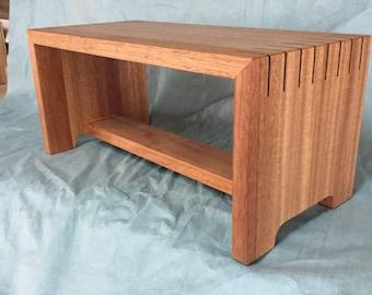 Mahagony stool