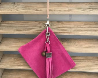 Fuchsia Fun Purse