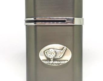 Golf Ball Desktop Lighter