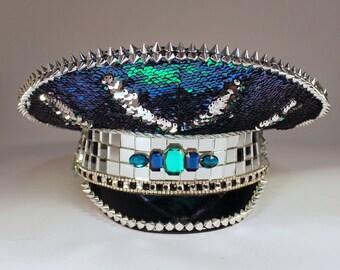 Aqua Marine Hat