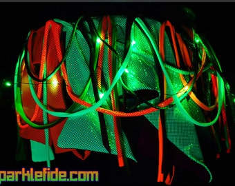 LED Mondregenbogen Rock Wrap