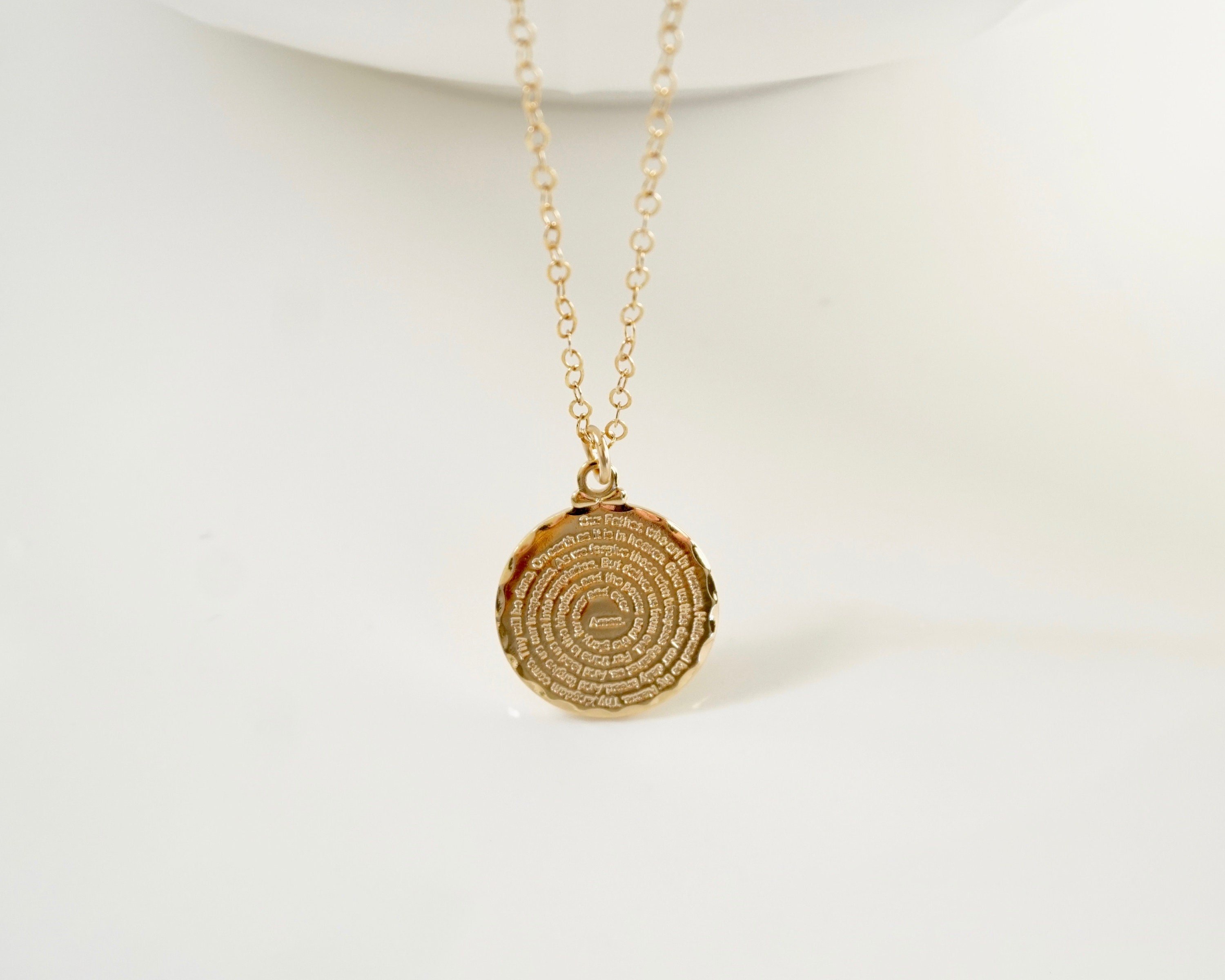 necklace courage pendant dogeared dipped medallion maya angelou gold