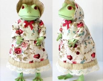 Edwardian BJD Fullset for Mrs. Ropuha Toad