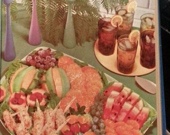 Vintage cookbook: 1968 (early) Southern Living cookbook