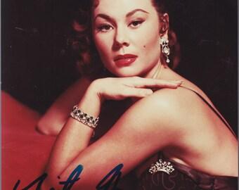 Mitzi Gaynor   actress     color  photograph 8X10