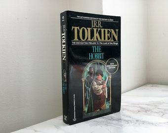 The Hobbit by J.R.R. Tolkien (Vintage 1989 Paperback)