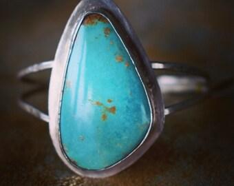 Maui Liquid Sunshine Turquoise Cuff Bracelet