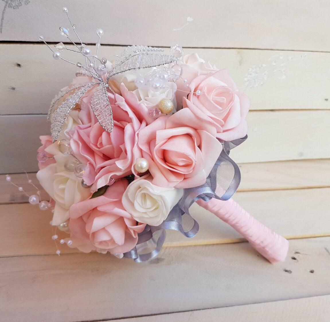 Sale Wedding brooch bouquet brooch button bouquet bride