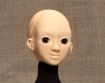 1/4 Resin BJD Head Skyfall in Normal Skin