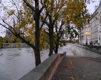 """Photo Art Paris """"ORLEANS dock"""""""