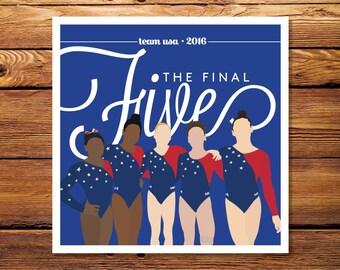 The Final Five - USA Gymnastics 2016