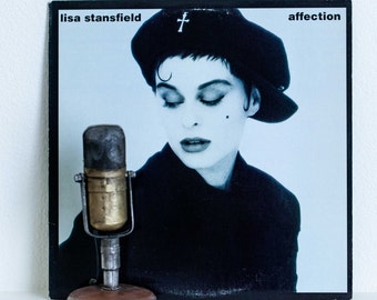 "Lisa Stansfield Vinyl Record Album 1980's R&B Dance Pop ""Lisa Stansfield"" (1990 BMG w/ ""All Around The World"") - Vintage Vinyl"
