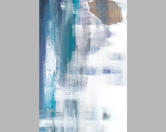 Architectural Blur II Original Painting