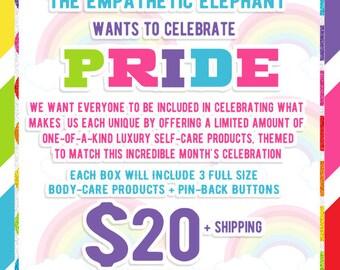 PRIDE BOX - Pride Soap - Pride Mystery Box