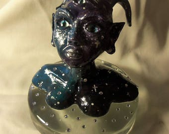 Androgyny - Galactic Alien Goddess